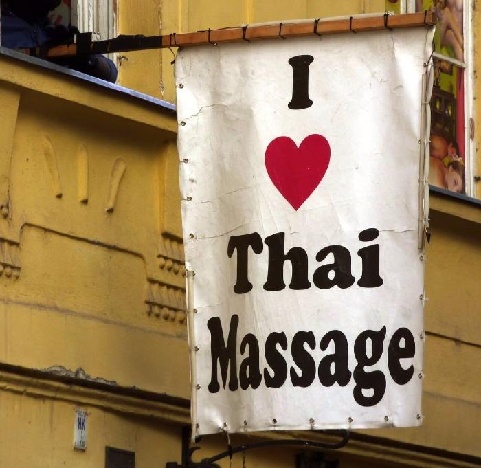 thai masszázs
